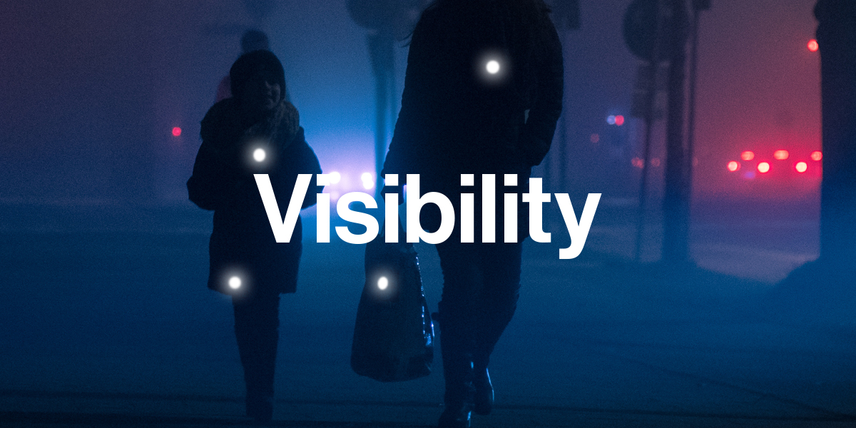 visibility Promotion products reflectors and lights